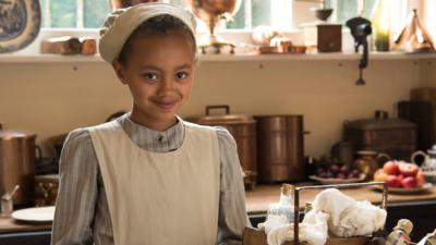 Hetty Feather - Who is the new scullery maid?