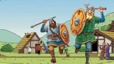 Horrible Histories - Sneak Peek: Raid and Trade