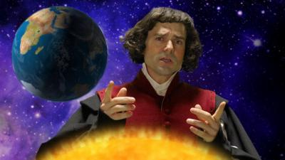 Horrible Histories - The Earth Goes Round the Sun Song