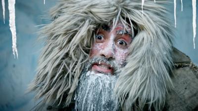 Horrible Histories -  Frozen Freuchen - Let It Go Poo Song