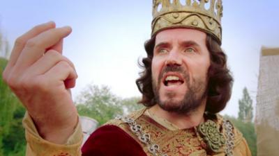 Horrible Histories - King John vs Noble Men - Magna Carta Rap Battle