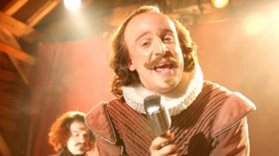 Horrible Histories - Shakespeare - List of Plays 'wot I've Written