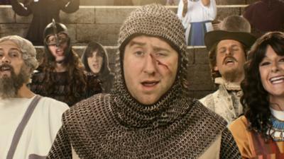 Horrible Histories - Horrible Histories - We're History (Final Song)