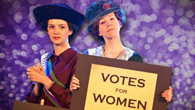 Horrible Histories - Suffragette song