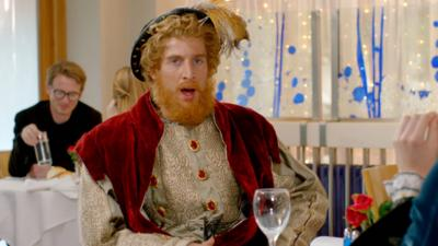 Horrible Histories - Love at first sight for Henry on First Dates?