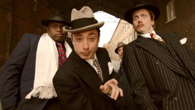 Horrible Histories - Time to go downtown with Al Capone