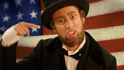Horrible Histories - Mr President Rap
