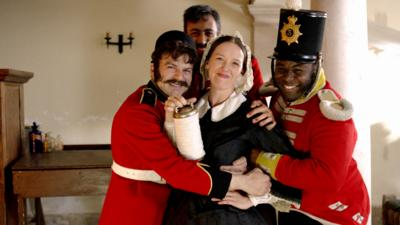 Horrible Histories - Quiz: Formidable Florence Nightingale