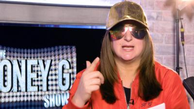 CBBC Official Chart Show -  Honey G's been cloned for the Honey G Show!