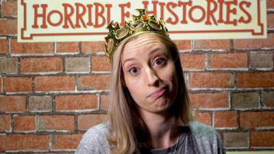 Horrible Histories - What's HH's Harrie's Favourite Era?