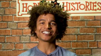 Horrible Histories - Who is Radzi's Favourite Historical Person?