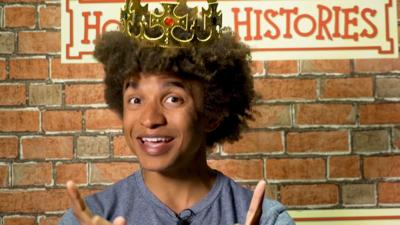 Horrible Histories - What is Radzi's Favourite Historical Era?