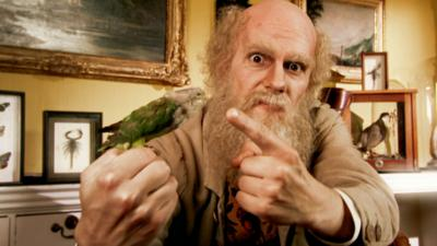 Horrible Histories - HH Quick Quiz: Charles Darwin