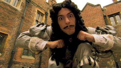 Horrible Histories - HH Quick Quiz: The King of Bling