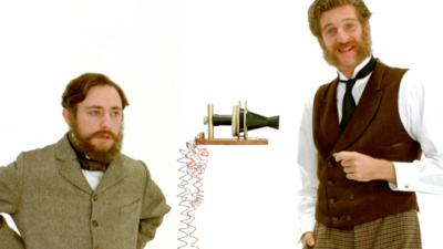 Horrible Histories - Quiz: Ingenious Inventors