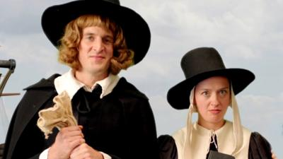 Horrible Histories - Quiz: America & Mayflower Malarkey