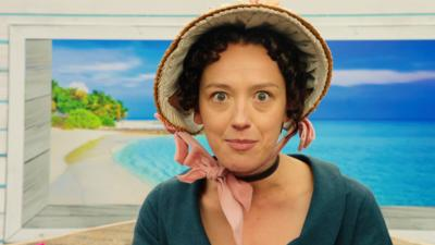 Horrible Histories - Jane Austen in Historical Love Island