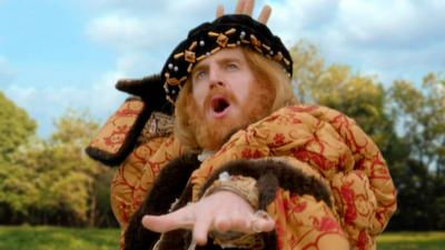 Horrible Histories - Henry VIII - Get Sweaty