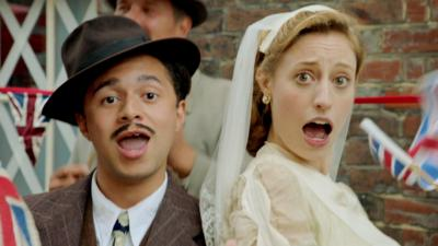 Horrible Histories - WWII VE Day Song