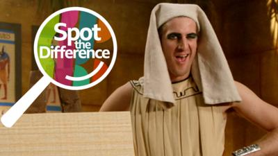 Horrible Histories - Spot the Difference: Horrible Histories 2