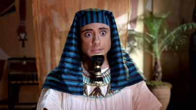 Horrible Histories - Quiz: Deadly Dynasties