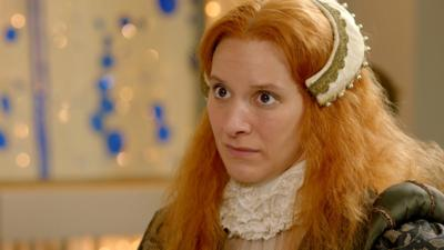 Horrible Histories - Who is wooing Elizabeth I?