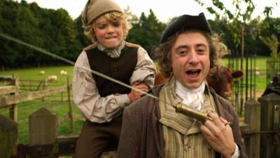 Horrible Histories - Edward Jenner invents a vaccine