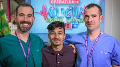Operation Ouch! - Hospital Takeover Live!