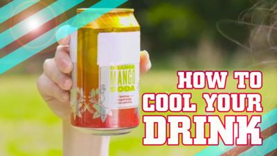 How To Be Epic @ Everything - How to cool down your drink - quickly!