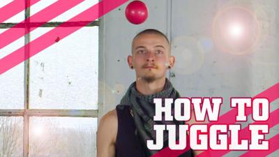 How To Be Epic @ Everything - Learn to juggle with three balls