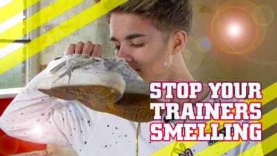 How To Be Epic @ Everything - How to stop your trainers smelling bad