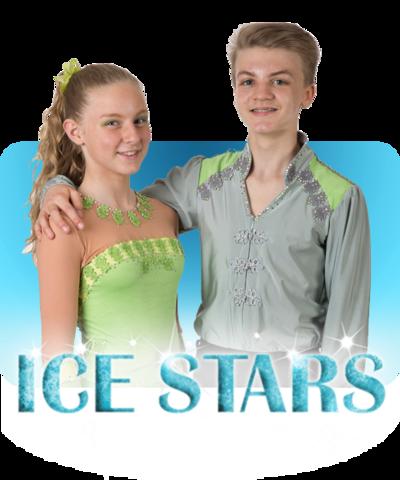 Ice Stars couple