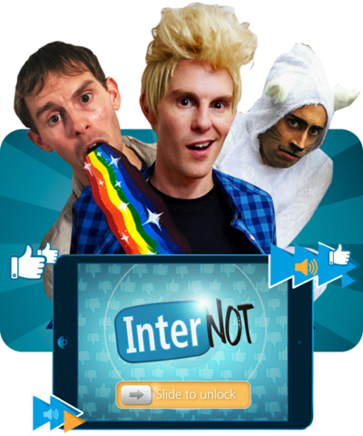 Internot logo.