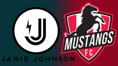 Jamie Johnson - Jamie Johnson vs Mustangs FC