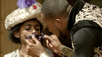 Jamillah and Aladdin - Prince Aladdin