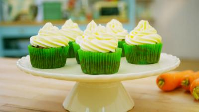 Junior Bake Off - Recipe: Prune and Carrot Cupcakes