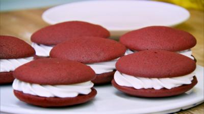Junior Bake Off - Recipe: Whoopie Pies