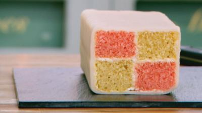 Junior Bake Off - Recipe: Battenburg Cake