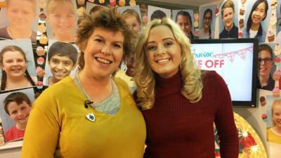 Junior Bake Off - CBBC - BBC