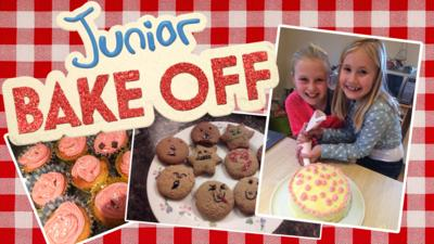 Junior Bake Off - Your Junior Bake Off bakes