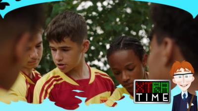 Jamie Johnson - Jamie Johnson: Extra Time S4EP13