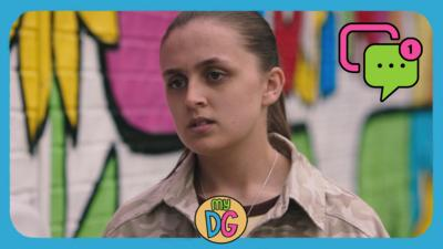The Dumping Ground - My DG Series 8, Ep1 - Jody Replies