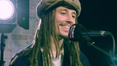 CBBC Official Chart Show - JP Cooper performs September Song