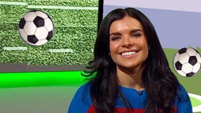 MOTD Kickabout - Beat Kenzie's MOTD: Can You Kick It? score
