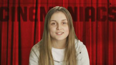 CINEMANIACS - Dumping Ground star Kia Pegg talks to CINEMANIACS