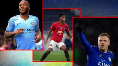 Match of the Day Kickabout - Can you name the Premier League top scorers?