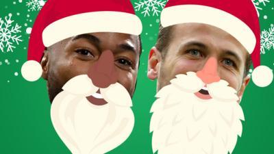 MOTD Kickabout - Quiz: Superstar Snowed-in Secret Santas