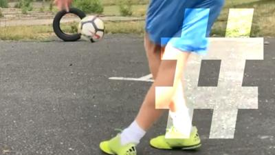Match of the Day Kickabout - Feline Freestyle & Tyre Tricks: #Hashtagged