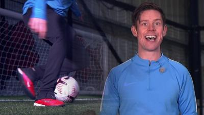 Match of the Day Kickabout - The History Of The Step-over