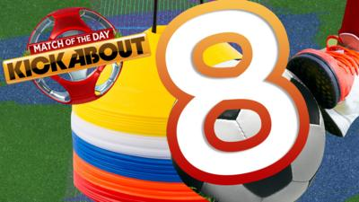 Match of the Day Kickabout - Skills in Your Home & Garden: Week 8